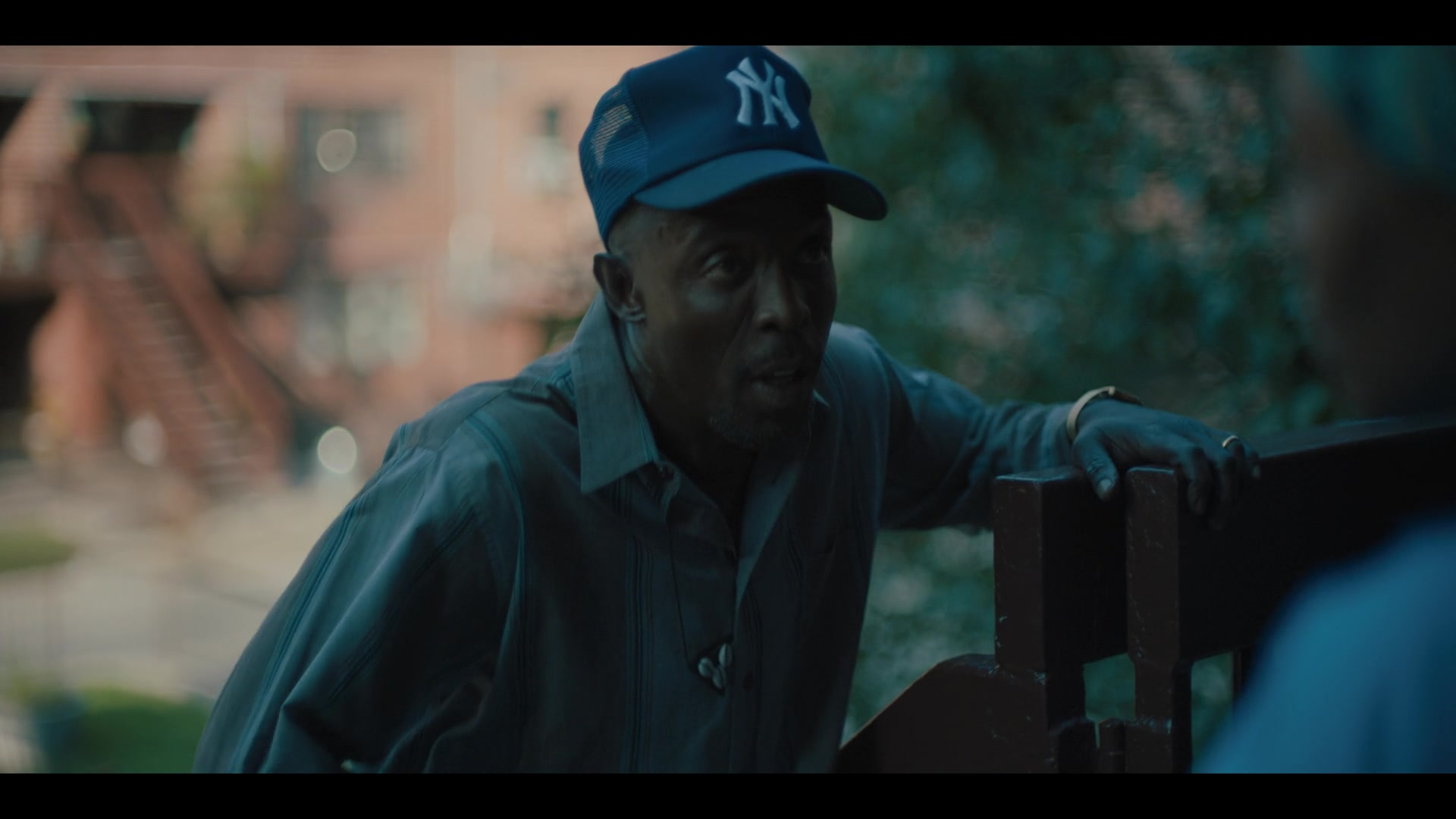 Yankees Hat Worn by Michael K  Williams in When They See Us