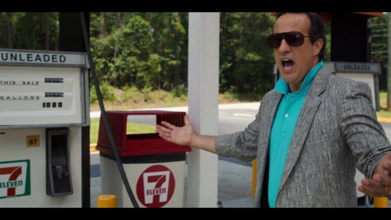 """7-Eleven Store & Filling Station in Stranger Things - Season 3, Episode 5, """"The Flayed"""" (2019) - TV Show Product Placement"""