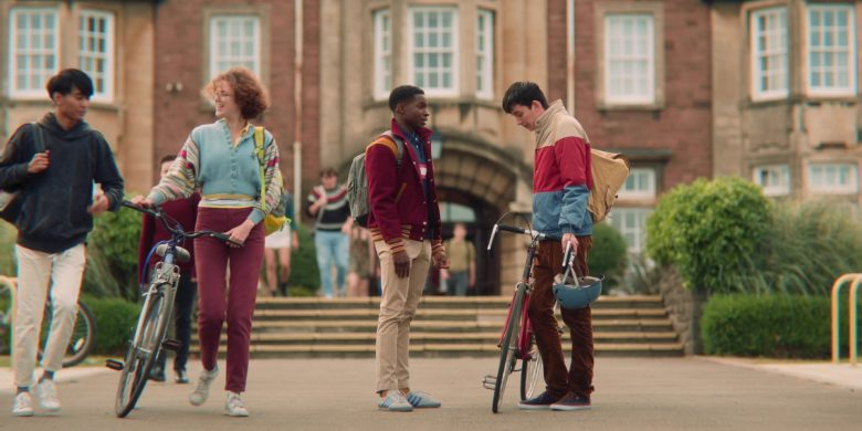 Adidas Shoes Worn by Kedar Williams-Stirling as Jackson Marchetti in Sex Education - Season 1, Episode 4 (2019) TV Show