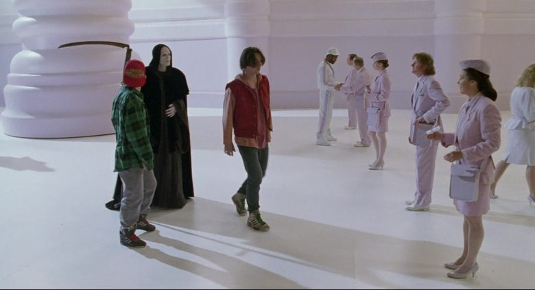 Adidas Sneakers Worn by Keanu Reeves & Alex Winter in Bill & Ted's Bogus Journey (1991) - Movie Product Placement