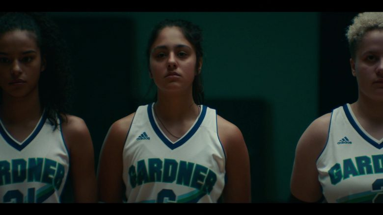 Adidas Women's Jersey Worn by Rhianne Barreto in Share (2019) - Movie Product Placement
