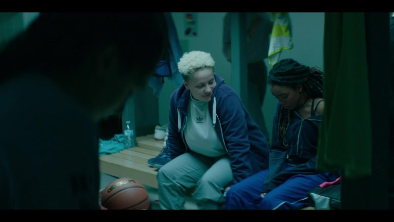 Adidas Women's Sweatshirt in Share (2019) - Movie Product Placement