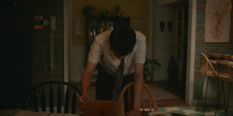 Apple MacBook Laptop Used by Asa Butterfield as Otis Milburn in Sex Education - Season 1, Episode 7 (2019) - TV Show Product Placement