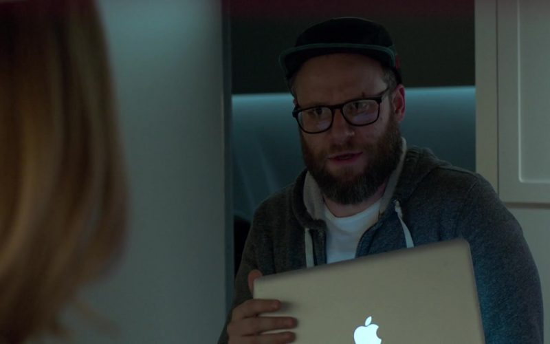 Apple MacBook Laptop Used by Seth Rogen in Long Shot (2)