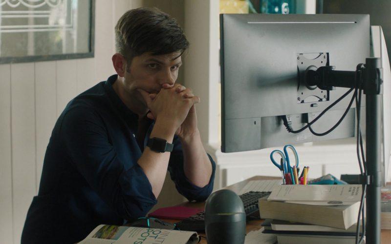 Apple Watch Worn by Adam Scott in Big Little Lies