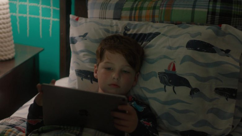 "Apple iPad Tablet in Big Little Lies - Season 2, Episode 5, ""Kill Me"" (2019) - TV Show Product Placement"