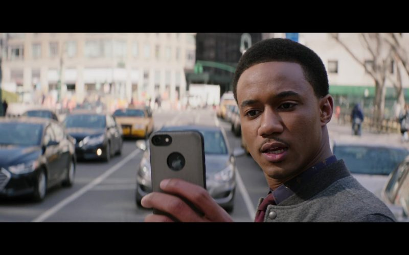 Apple iPhone Smartphone Used by Jessie Usher in Shaft (1)