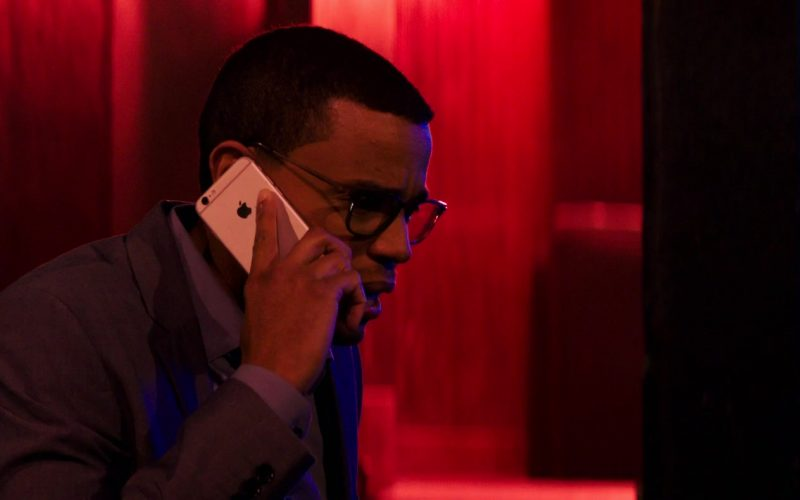 Apple iPhone Smartphone Used by Michael Ealy in The Intruder (1)