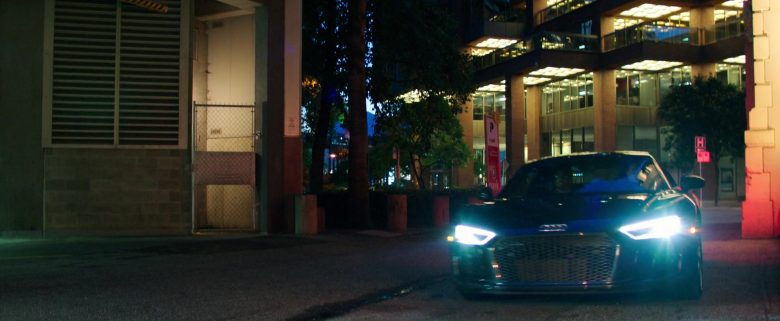 Audi R8 Sports Car in The Intruder (2019) - Movie Product Placement