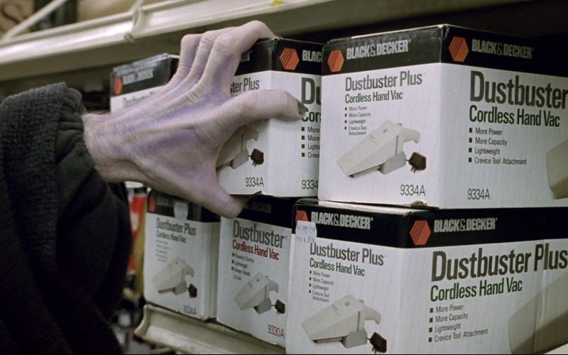 Black&Decker Dustbuster Plus Cordless Hand Vac in Bill & Ted's Bogus Journey (1)