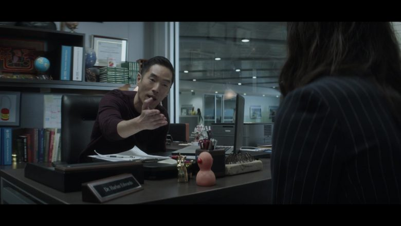 Brother Printer Used by Leonardo Nam in Swamp Thing - Season 1, Episode 8, Long Walk Home (2019) - TV Show Product Placement