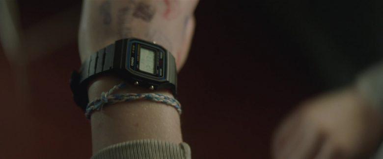 Casio Wrist Watch Worn by Elle Fanning in Teen Spirit (2018) - Movie Product Placement