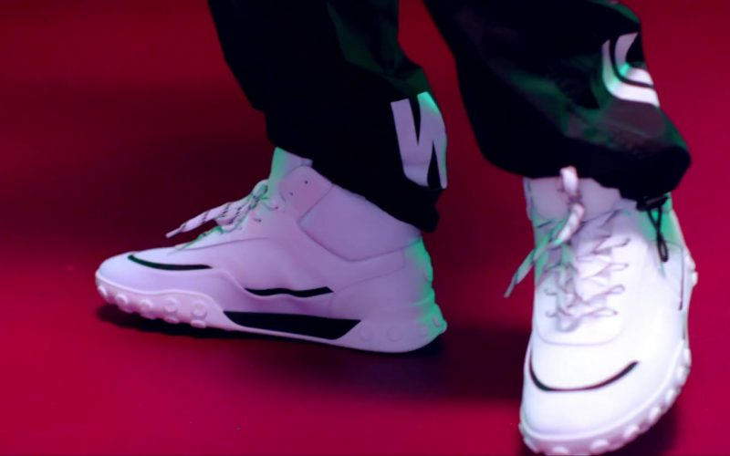 Chanel Sneakers Worn by Myke Towers in DOLLAR (1)