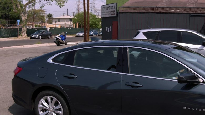 Chevrolet Malibu Car in Animal Kingdom - Season 4, Episode 9, SHTF (2019) - TV Show Product Placement