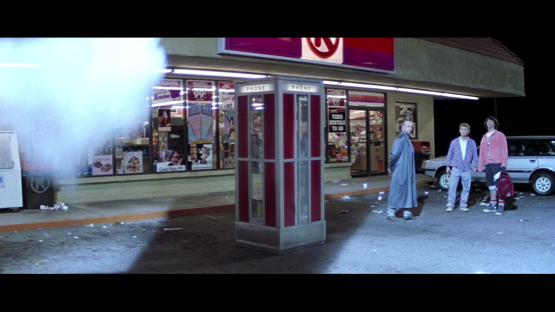 Circle K Store In Bill Amp Ted S Excellent Adventure 1989