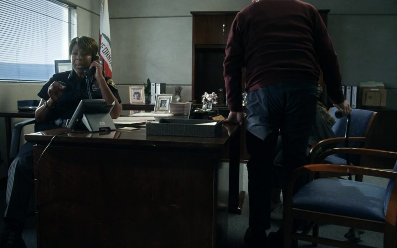 Cisco Phone in Veronica Mars (1)