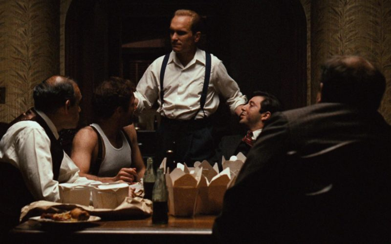 Coca-Cola Bottles in The Godfather (1)