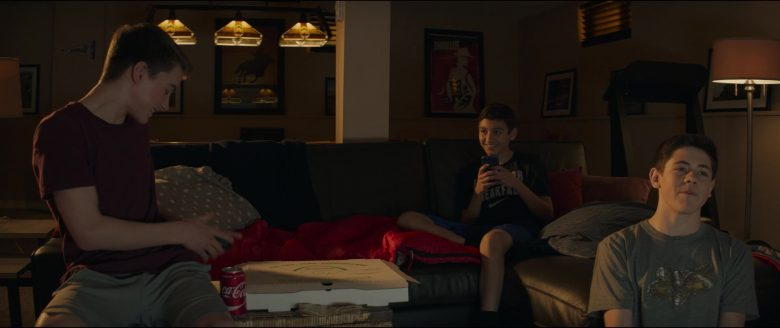 Coca-Cola Can in Breakthrough (2019) - Movie Product Placement