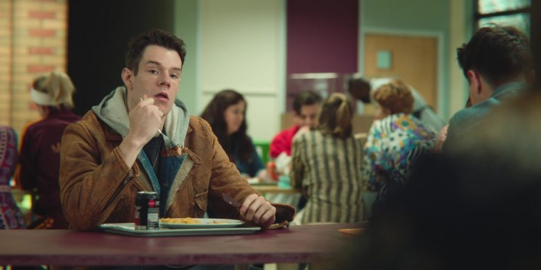 Coca-Cola Zero Enjoyed by Connor Swindells as Adam Groff in Sex Education - Season 1, Episode 3 (2019) - TV Show Product Placement