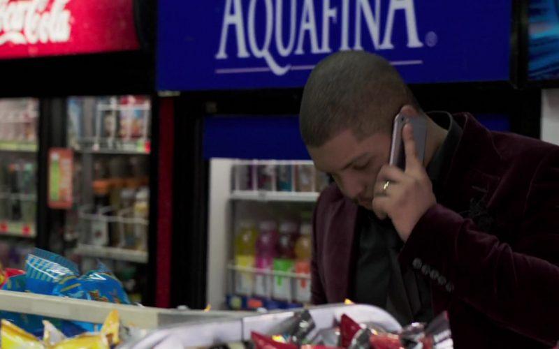 Coca-Cola and Aquafina in Long Shot