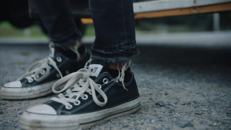Converse Shoes Worn by Ella Purnell As Tess in Sweetbitter - Season 2, Episode 1, The Pork Special (2019) - TV Show Product Placement