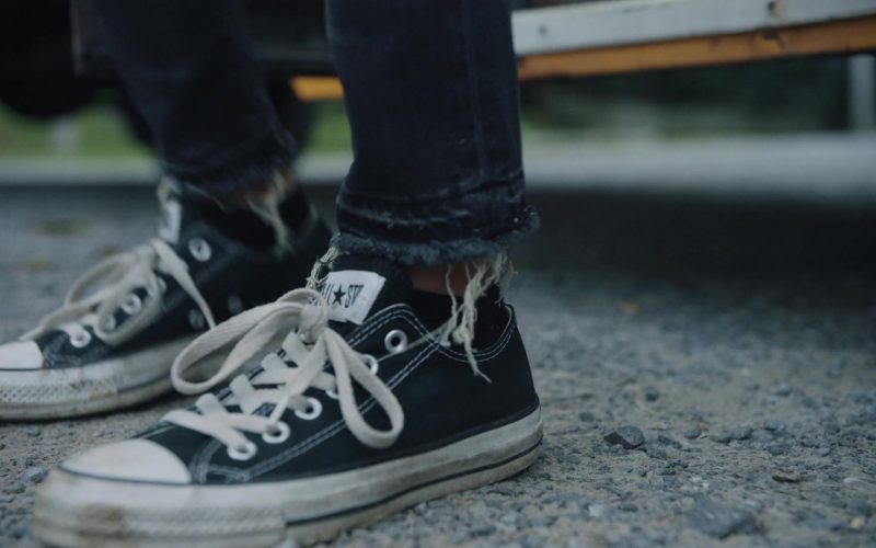 Converse Shoes Worn by Ella Purnell As Tess in Sweetbitter