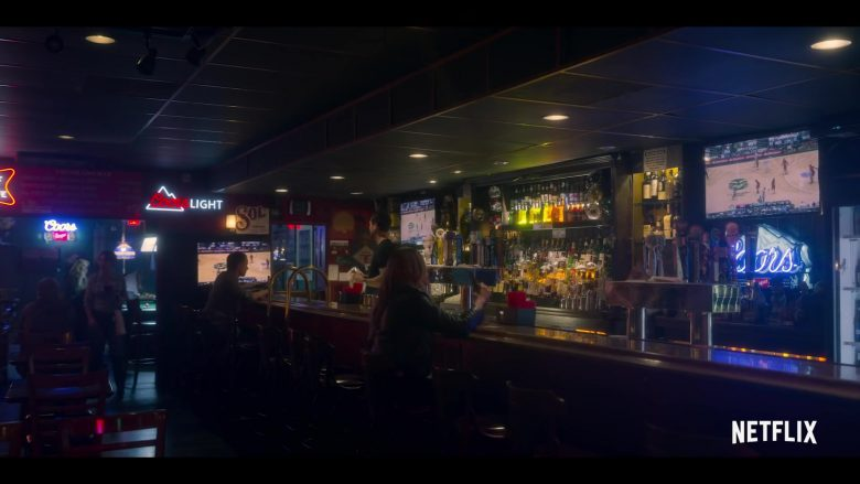 Coors, Coors Light and Sol Beer Signs in Unbelievable (2019) - TV Show Product Placement