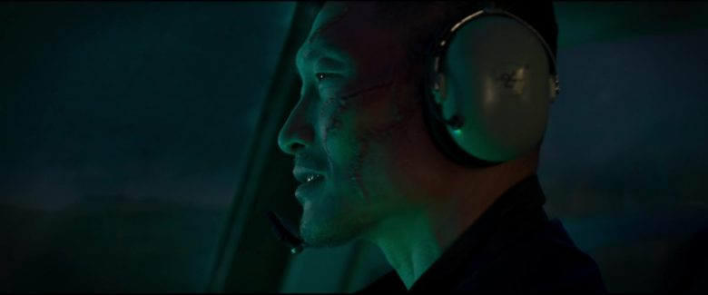 David Clark Headset Used by Daniel Dae Kim in Hellboy (2019) - Movie Product Placement