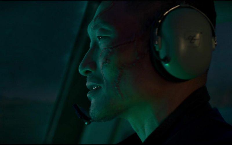 David Clark Headset Used by Daniel Dae Kim in Hellboy (2)