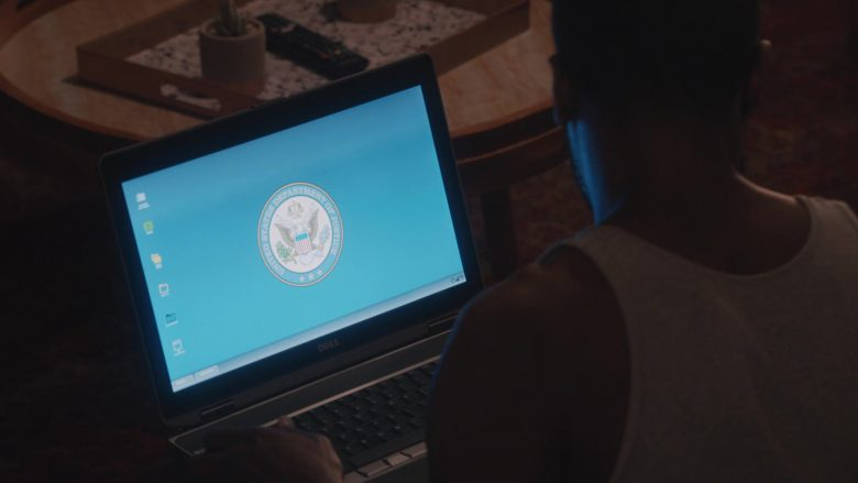 Dell Laptop in Ambitions - Season 1, Episode 7, Poison and Wine (2019) - TV Show Product Placement