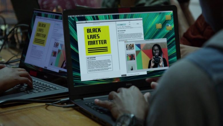 Dell Laptops in Good Trouble - Season 2, Episode 7, In the Middle (2019) - TV Show Product Placement