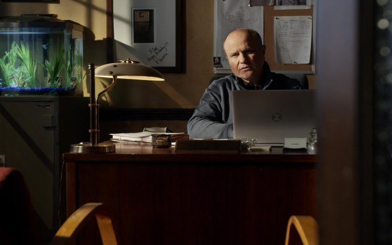 Dell Notebook Used by Enrico Colantoni in Veronica Mars
