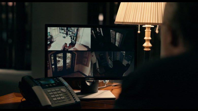 Dell PC Monitor in The Loudest Voice - Season 1, Episode 5, 2012 (2019) - TV Show Product Placement