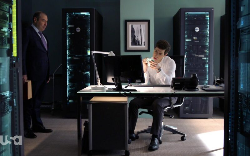 Dell Servers (Computers) in Suits (1)