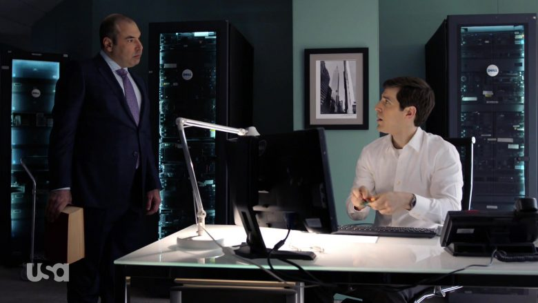 Dell Server Systems (Computers) in Suits - Season 9, Episode 2, Special Master (2019) - TV Show Product Placement