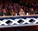 Dunkin' Donuts AGT Cups in America's Got Talent (1)
