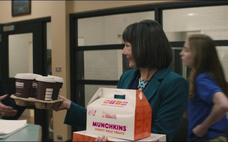Dunkin' Donuts Coffee and Munchkins Donut Hole Treats in Breakthrough