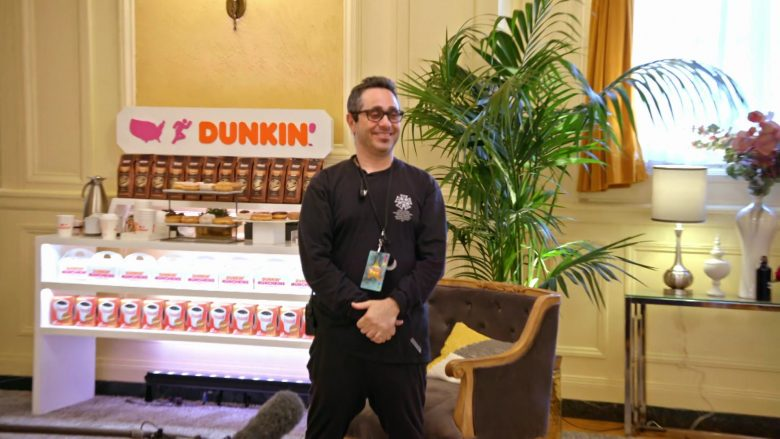 Dunkin' Donuts Coffee in America's Got Talent - Season 14, Episode 7 (2019) - Reality Television Product Placement
