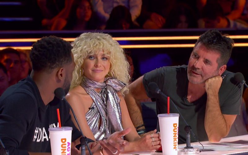 Dunkin' Donuts in America's Got Talent – Season 14, Episode 9 (12)