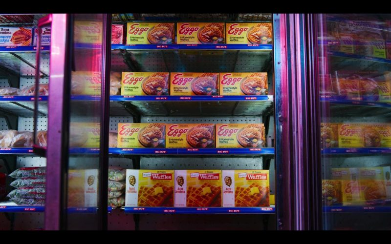 Eggo Homestyle Waffles, Aunt Jemima Microwave Pancakes and Frozen Waffles in Stranger Things (1)