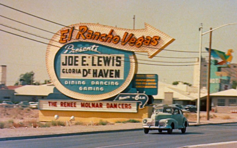 El Rancho Vegas Hotel & Casino in The Godfather (1)