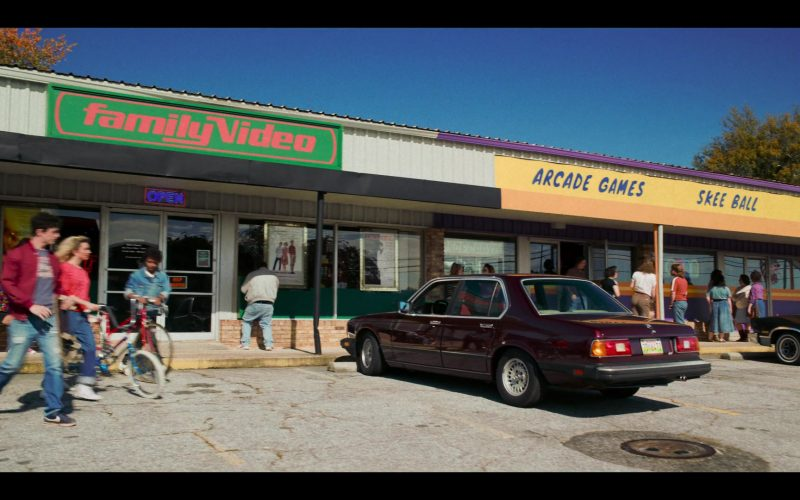Family Video Store in Stranger Things (1)
