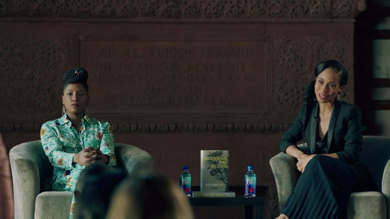 """Fiji Bottled Mineral Water in Queen Sugar – Season 4, Episode 5, """"Face Speckled"""" (2019) - TV Show Product Placement"""