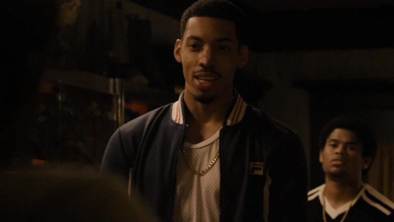 """Fila Jacket in Snowfall - Season 3, Episode 1, """"Protect and Swerve"""" (2019) - TV Show Product Placement"""