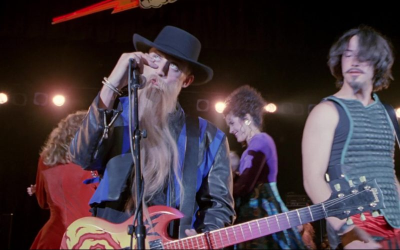 Gibson Guitar in Bill & Ted's Bogus Journey (1)
