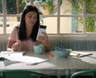 Google Pixel Android Smartphone & Google Duo App Used by Gina Rodriguez in Jane the Virgin (3)