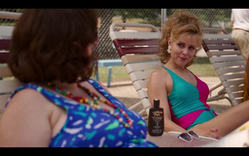 Hawaiian Tropic Tanning Oil Used by Cara Buono as Karen Wheeler in Stranger Things