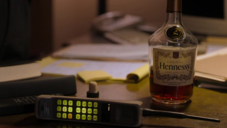 Hennessy Cognac in City on a Hill - Season 1, Episode 5, From Injustice Came the Way to Describe Justice (2019) - TV Show Product Placement