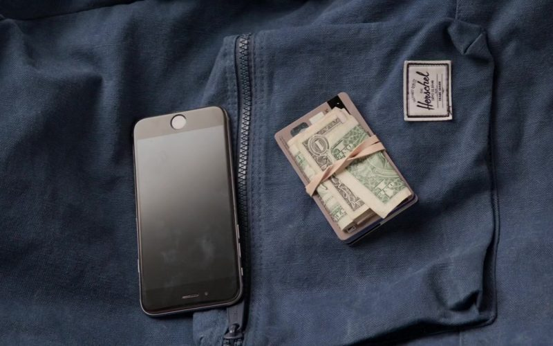 Herschel Supply Co. Backpack Used by Seth Rogen in Long Shot (1)