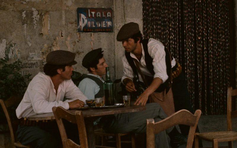 Itala Pilsen Beer Sign in The Godfather (1)